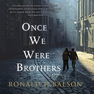 Once We Were Brothers audiobook cover art