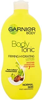 Garnier Body Tonic Firming Hydrating Lotion (400ml)