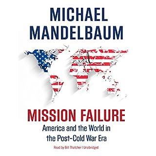 Mission Failure audiobook cover art