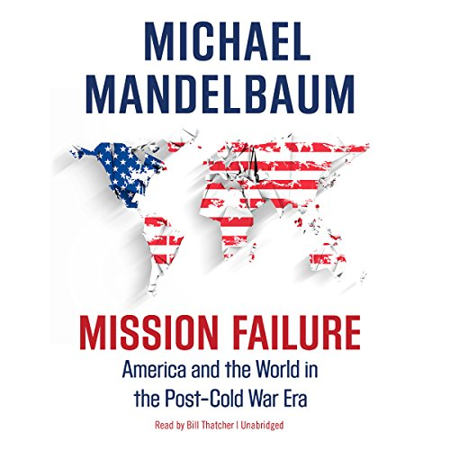 Mission Failure audiobook cover art