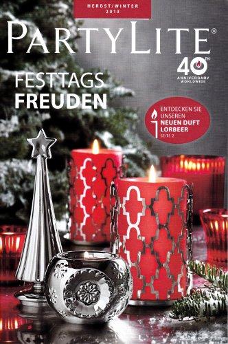 PartyLite Katalog Herbst/Winter 2013