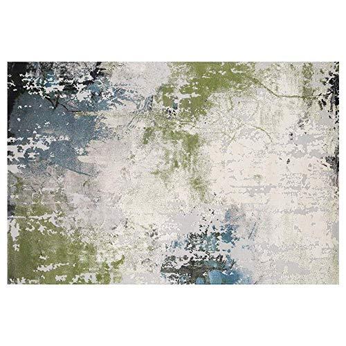 N/Z Hauptausstattung Großer Teppich Moderner Teppich Wohnzimmer Couchtisch Decke Minimalistisches Licht Luxushaus für Wohnzimmer (Farbe: Mehrfarbig2 Größe: 300x400cm)