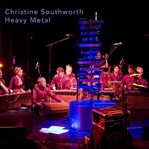 Christine Southworth feat. Gamelan Galak Tika, Ensemble Robot, Charles Whalen, Blake Newman, Erik Nugent & Todd Reynolds
