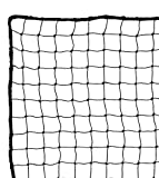 RinkMaster Protective Sports Netting 10' x 20' Panel for Hockey, Baseball, Soccer