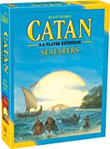 Catan Seafarers Board Game Extension Allowing a Total of 5 to 6 Players for The Catan Seafarer Expansion   Board Game for Adults and Family   Adventure Board Game   Made by Catan Studio