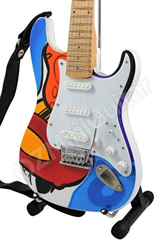 OZMiniGuitar Guitarra en Miniatura Eric Clapton Crash 2.