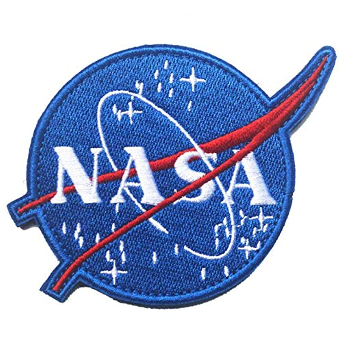 OYSTERBOY NASA National Aeronautics and Sace Administration Meatball Patch (Iron-on)