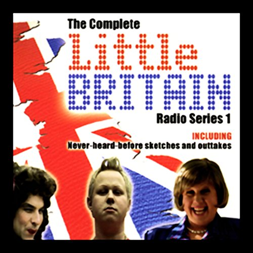 Couverture de Little Britain