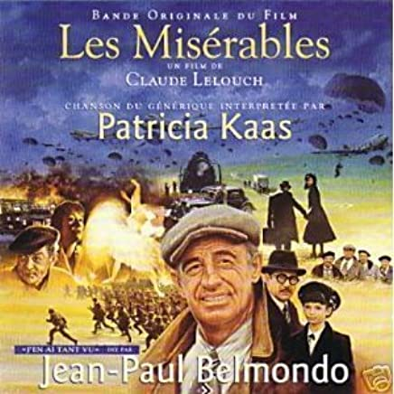 Jean-Paul Belmondo, Patrica Kaas - Les Miserables French