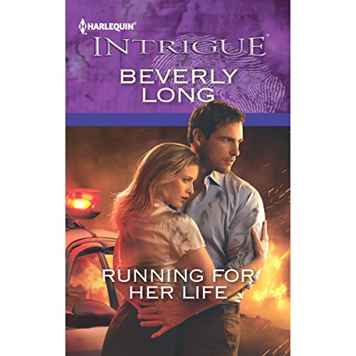 Running for Her Life audiobook cover art