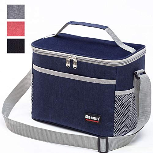 10L! 10L! 10L! Lunch Bag,Lunch Box,Insulated Lunch Bag Box,Lunch Box for Men/Women,Lunch Bag for Women/Men,Reusable Bag,Beach Cooler Bag,Kids Lunch Bag Cooler,Leakproof