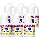 キュキュット クリア除菌 レモンの香り つめかえ用(1.38L*6コ入)