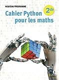 Cahier Python pour les Maths Seconde