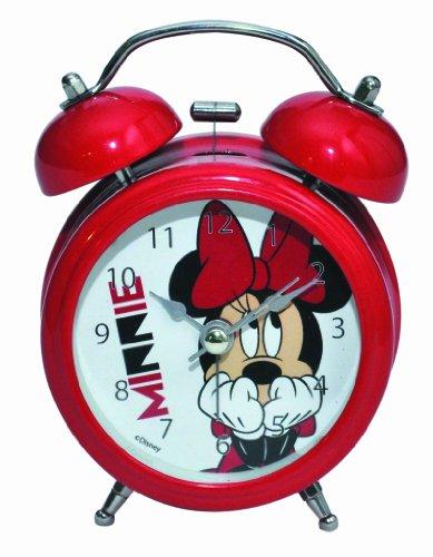 Minnie Mouse Wecker 8cm Fanartikel Disney 553-71653