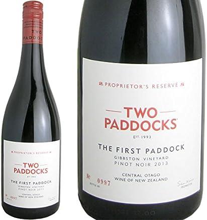 ファースト・パドック・ピノ・ノワール 2013 トゥー・パドックス ニュージーランド 赤ワイン 750ml