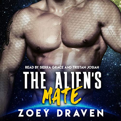 The Alien's Mate  By  cover art