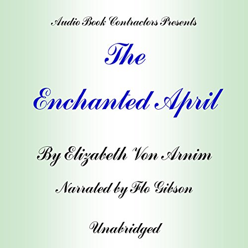 The Enchanted April cover art