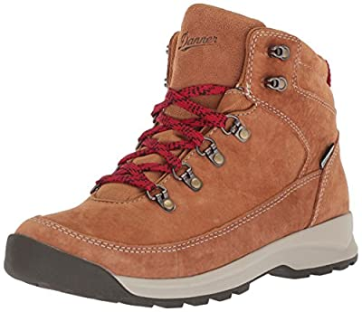 "Danner Women's 30131 Adrika Hiker 5"" Waterproof Hiking Boot, Sienna - 7.5 M"