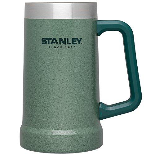 Stanley Adventure Vacuum Stein Mug, Hammertone Green, 24 oz