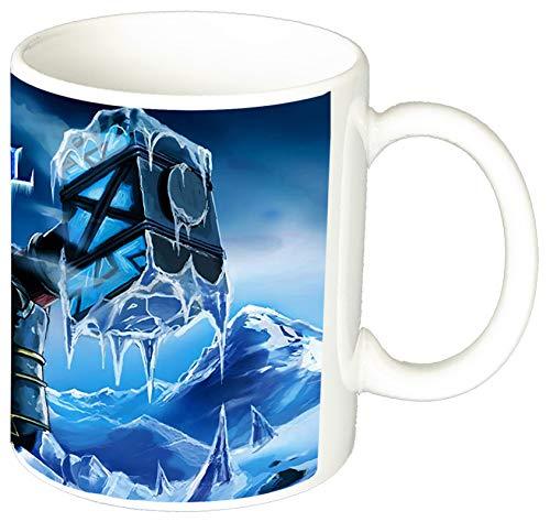 MasTazas Hammerfall Blood Bound Tasse Mug