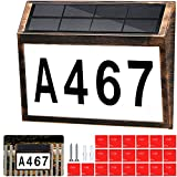 House Numbers Solar...image