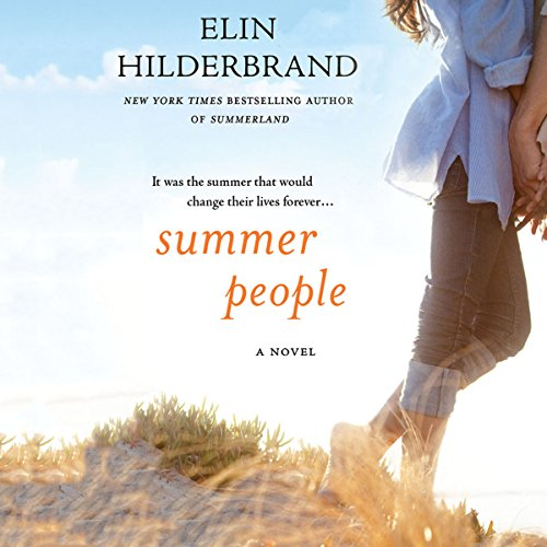 Summer People audiobook cover art