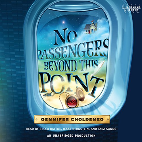 No Passengers Beyond This Point audiobook cover art