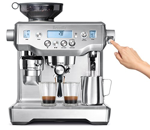 Best breville oracle touch bes990bss espresso machine review 2021