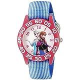 Disney Infinity Kids' W002504 ディズニー アナと雪の女王 ガールズ 腕時計 [並行輸入品]