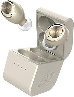 AVIOT Bluetooth 5.0 True Wireless Earphone Waterproof IPX7 TE-D01G Ivory