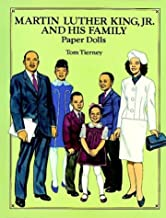 Martin Luther King, Jr., and His Family: Paper Dolls (in Full Color)
