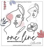 One Line - Zeichnen in einer Linie: mit Silberstolz