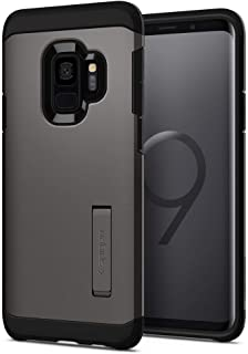 Spigen Tough Armor Designed for Samsung Galaxy S9 Case (2018) - Gunmetal