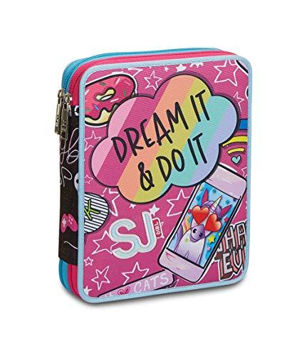 ASTUCCIO MAXI 2 ZIP - DREAM & DO GIRL