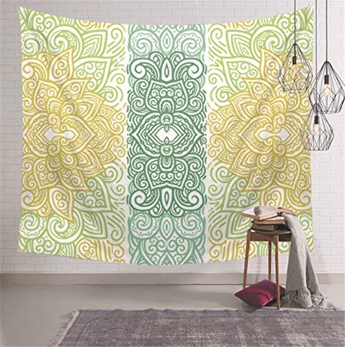 LINB creatieve trend nieuwe visueel vaste man 3D Dhara tapijt strandlaken hangend tapijt tafelkleed 130 * 150 cm