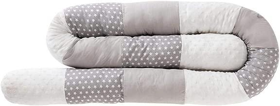 Almohada de parachoques de cuna Decoraciones de guardería ...