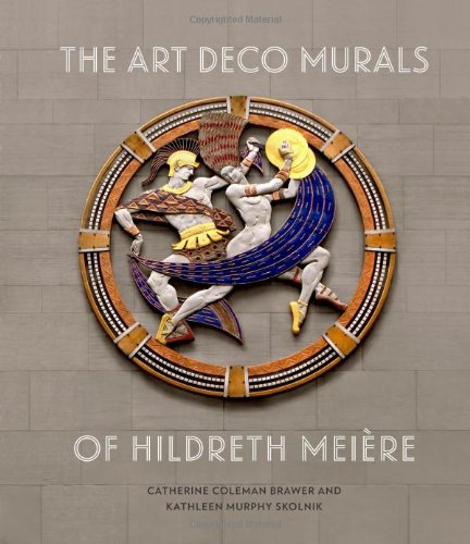The Art Deco Murals of Hildreth Meière