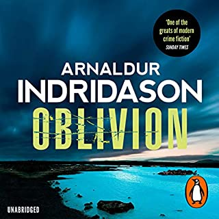 Oblivion                   Written by:                                                                                                                                 Arnaldur Indridason                               Narrated by:                                                                                                                                 Sean Barrett                      Length: 8 hrs and 46 mins     Not rated yet     Overall 0.0