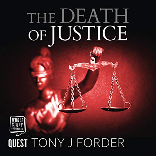 The Death of Justice cover art