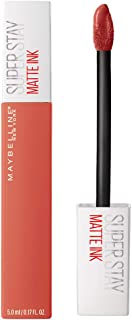 MAYBELLINE(メイベリン) SPステイ マットインク リップ 口紅 210 ミルキーなブラウン 5ミリリットル (x 1)