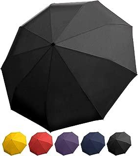 Windproof Umbrella, Compact Auto Open/Close, DuPont Teflon-coated & Lightweight