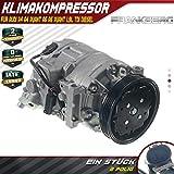 Compressore aria condizionata con puleggia scanalata per A4 8E2 B6 A6 4B C5 A4 Avant 8E5 B6 A6 Avant 4B C5 I4 1.9L 2001 – 2005 8E0260805AH