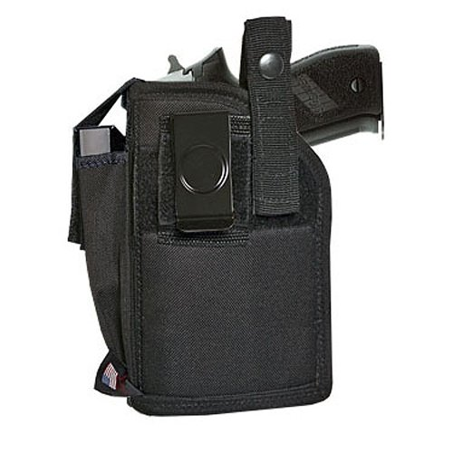 Ace Case Fits Gun with Laser Side Holster Glock 17, 19, 22, 23, 25, 31, 32, 33, 38