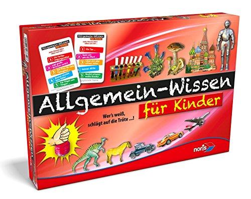 Noris 606013750 - Allgemein-Wissen für Kinder Kinderspiel
