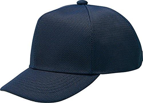 ZETT(ゼット) 野球 審判用 帽子 (球審・塁審) BH206 ネイビー フリーサイズ
