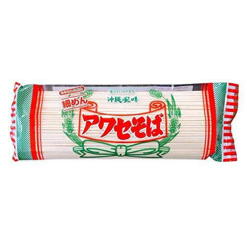アワセそば 細麺 10袋セット(270g×10) 乾麺