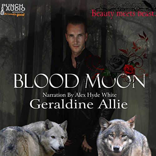 Blood Moon audiobook cover art