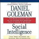 Social Intelligence audiobook cover art