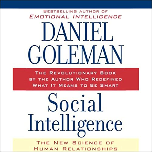 Social Intelligence audiobook cover art