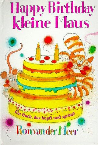 happy birthday kleine maus